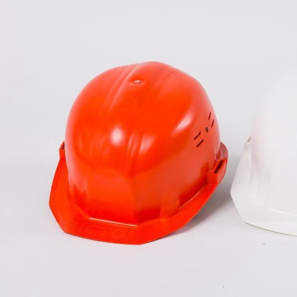 Каска защитная «Исток» оранжевого цвета