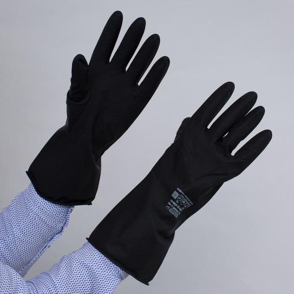 Перчатки КЩС (кислотощелочестойкие)
