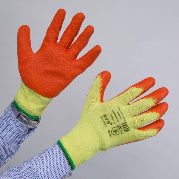 Перчатки со вспененным покрытием ладони