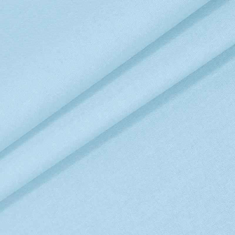 Бязька нежно-голубого цвета