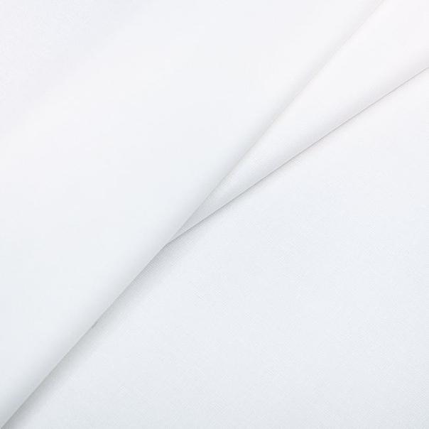 Бязь белая для одежды