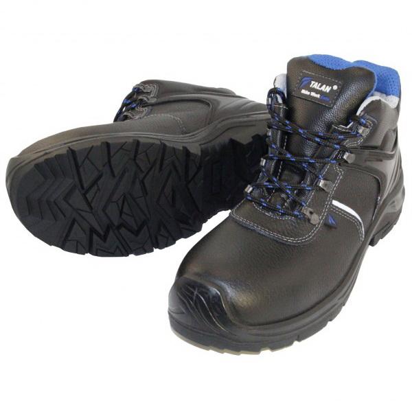 Ботинки для рабочих с защитным подноском