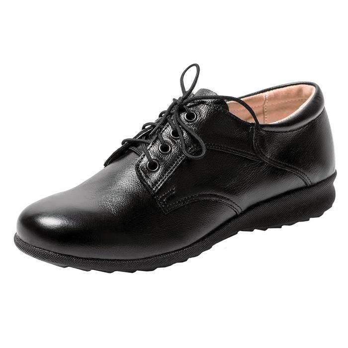 Летние рабочие ботинки черного цвета