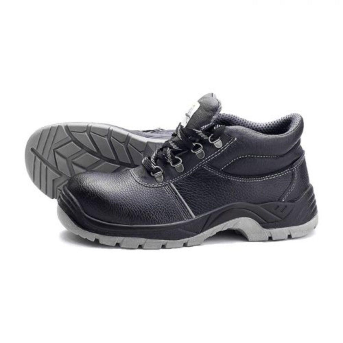 Ботинки защитные рабочие 4208 с мехом