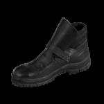 Ботинки сварщика черные защитные